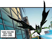 Hive (Poisons) (Earth-17952) Members-Poison Vulture from Venomized Vol 1 1 001
