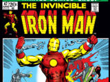 Iron Man Vol 1 47