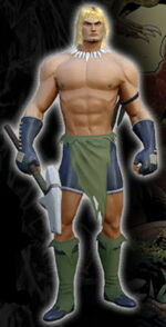 Kevin Plunder (Earth-TRN258) from Marvel Heroes (video game) 001