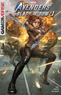 Marvel's Avengers Black Widow Vol 1 1