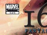 Marvel 1602: Fantastick Four Vol 1 5