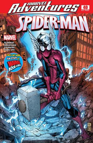 Marvel Adventures Spider-Man Vol 1 40