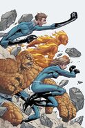 Marvel Age Fantastic Four Vol 1 8 Textless