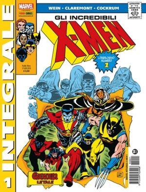 Marvel Integrale X-Men Vol 1 2