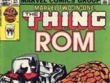 Marvel Two-In-One Vol 1 99