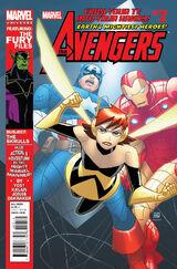 Marvel Universe: Avengers - Earth's Mightiest Heroes Vol 1 7