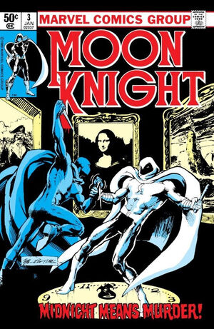 Moon Knight Vol 1 3
