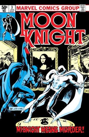 Moon Knight Vol 1 3