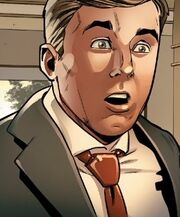 Mr. Shea (Earth-616) from Amazing Spider-Man Vol 4 1 001