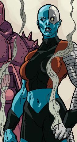 Nebula comic