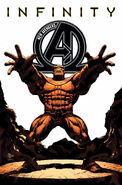 New Avengers Vol 3 12 Textless