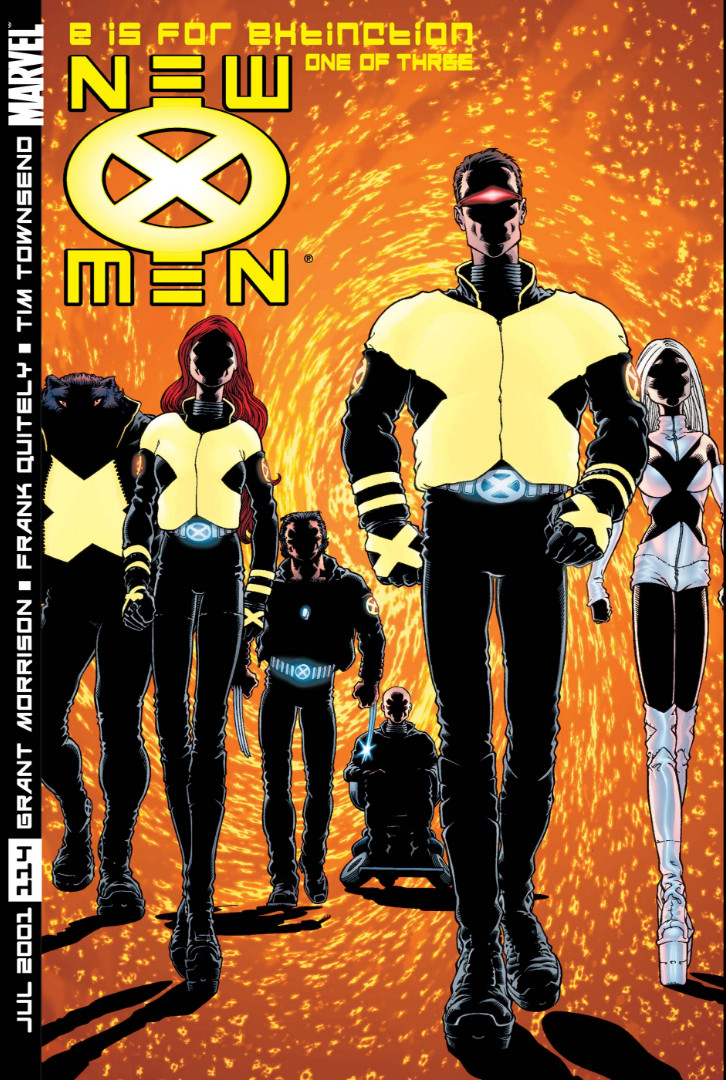 Image result for new x-men 114