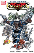 Nick Fury's Howling Commandos Vol 1 1