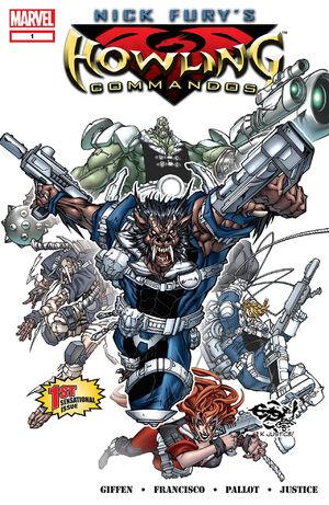 Nick Fury's Howling Commandos Vol 1 1