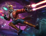 Peter Quill (Earth-TRN517) from Marvel Contest of Champions 001