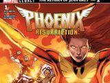 Phoenix Resurrection: The Return of Jean Grey Vol 1 1