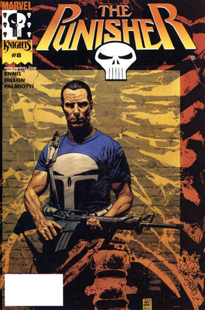 Punisher Vol 5 8