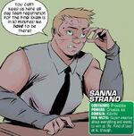 Sanna Strand (Earth-11131) from Runaways Vol 4 1 0001