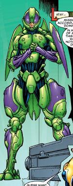 Seth (Neo) (Earth-616) from X-Men Vol 2 100 001