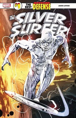 Silver Surfer The Best Defense Vol 1 1