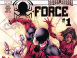 Spider-Force Vol 1 1