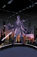 Star Wars Mace Windu Vol 1 4 Shalvey Variant Textless