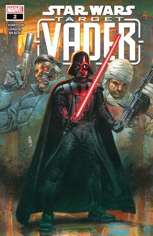 Star Wars Target Vader Vol 1 2