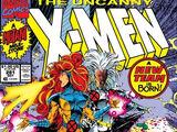 Uncanny X-Men Vol 1 281