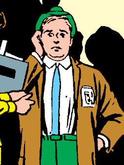 Wayne (Glenville) (Earth-616) from Strange Tales Vol 1 110 001