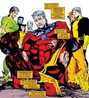 X-Men (Earth-295) from X-Men Chronicles Vol 1 1 001