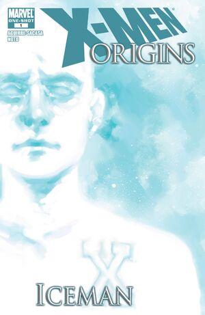 X-Men Origins Iceman Vol 1 1