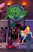 Young Avengers Vol 2 15 Textless