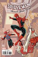 Amazing Spider-Man Renew Your Vows Vol 2 3 Quinones Variant