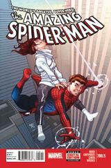 Amazing Spider-Man Vol 1 700.5