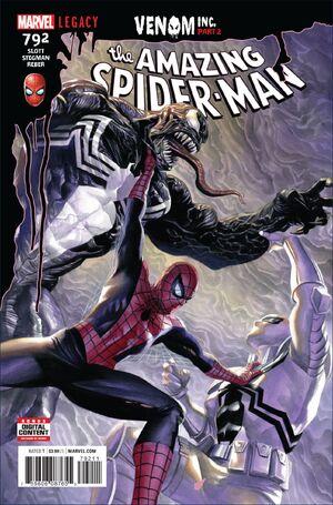 Amazing Spider-Man Vol 1 792