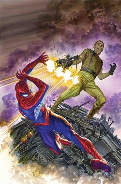 Amazing Spider-Man Vol 4 25 Textless