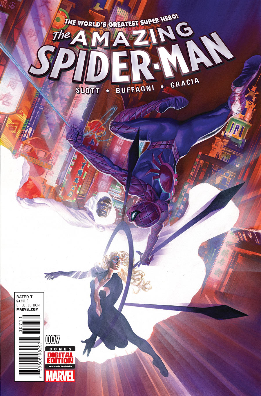 amazing spider man vol 4 7 marvel database fandom powered by wikia