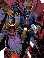 Apocalypse Twins (Earth-616) from Uncanny Avengers Vol 1 7 0001