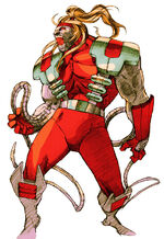 Arkady Rossovich (Earth-30847) from Marvel vs. Capcom 2 New Age of Heroes 0001