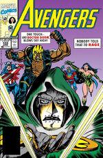 Avengers Vol 1 333