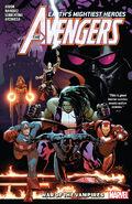 Avengers by Jason Aaron Vol 1 3 War of the Vampires