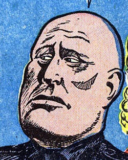 Benito Mussolini (Earth-616) from Combat Kelly Vol 1 29 0001
