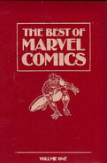 Best of Marvel Comics Vol 1 1