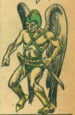 Birdmen (Uranus) from Spaceman Vol 1 2 0001