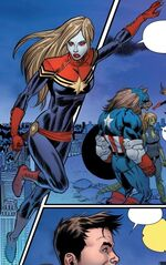 Carol Danvers (Earth-19919) from Spider-Island Vol 1 5 001