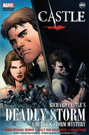 Castle Richard Castle's Deadly Storm Vol 1 1