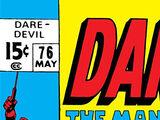 Daredevil Vol 1 76