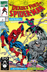 Deadly Foes of Spider-Man Vol 1 1