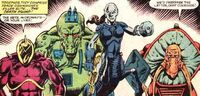 Death Squad (Microverse) (Earth-616) from Micronauts Vol 1 35 0001