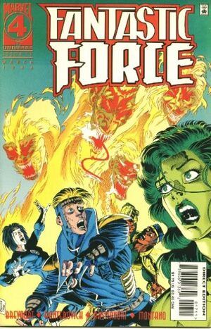 Fantastic Force Vol 1 17